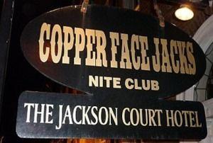 Copper Face Jacks Nite Club